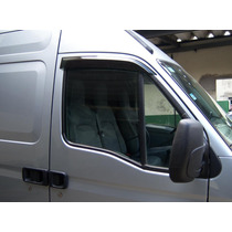 Renault Master - Jogo Calha Chuva Defletor Tg Poli 29006