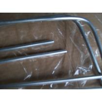 Kit Friso Aluminio Vidro Pbrisa Lateral E Tras.fusca 67 A 86