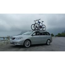 Calha Transporte De Bike - Transbike, Rack De Teto - 2 Peças