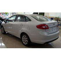 Defletor Tg Poli Ford New Fiesta Sedan 11/12 4pt