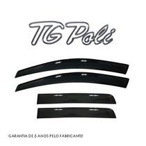 Calha Defletor Chuva Tg Poli Fiat Grand Siena 4 Portas 12/14