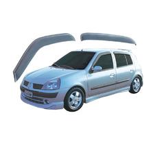 Calha De Chuva Renault Clio Hatch/sedan 00/13 4portas 29.001