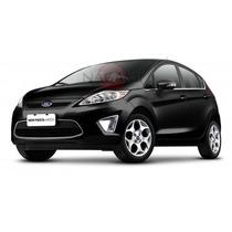 Calha Defletor Chuva New Fiesta Hatch Fumê Novo Design