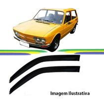 Defletor Calha De Chuva Volkswagen Brasilia Todas 2 Portas