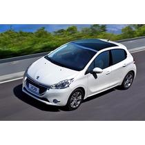 Sensor De Estacionamento Linha Peugeot Branco Nacre