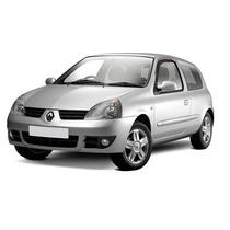 Calha De Chuva Tg Poli Renault Clio Hatch 04/15 2 Portas