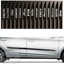 Friso Lateral Personalizado Gm Onix 4 Portas - Tg Poli