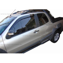 Calha De Chuva Tg Poli Fiat Palio/strada Cs/ce/cd 96/15 2 P