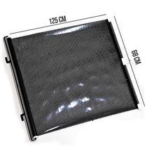 Protetor Parabrisa Cortina Solar Retrátil Para Carro 68x125