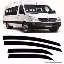 Calhas De Chuva Mercedes Benz Nova Sprinter