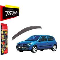Calha De Chuva Renault Clio 04/ Hatch 2p Tgpoli
