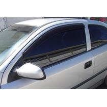 Jogo 2 Calhas De Chuva Chevrolet Astra Hatch 99 Até 2011 2p