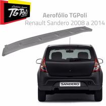 Aerofolio Sandero 2008/2014 S/led Prata Tgpoli 09.023