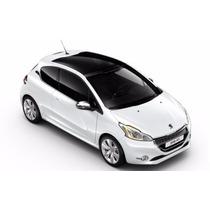 Sensor De Estacionamento Linha Peugeot Branco Banquise