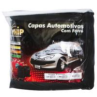 Capa Cobrir Carro 100% Impermeavél P M G Protetora Com Forro