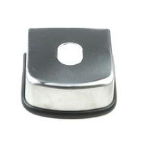 Capa Engate Veicular Reboque Cromado Inox Polido 4.0 Pick Up
