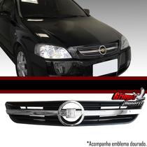 Grade Radiador Astra 2003/ 2011 + Emblema