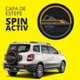 Capa De Estepe Para Spin Activ - Modelos Exclusivos