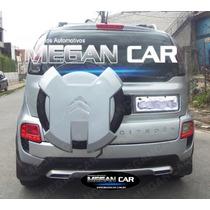 Capa De Estepe Rigida Parcial Citroen Aircross