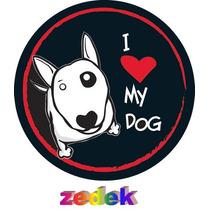 Capa Roda Estepe Pajero Tr4 - I Love My Dog