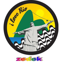 Capa Roda Estepe Pajero Tr4 Rav4 - I Love Rio
