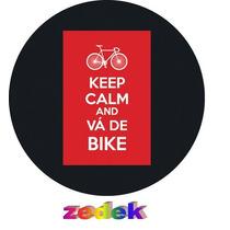 Capa Roda Estepe Pajero Tr4 Rav4 - Vá De Bike, Bicicleta