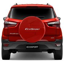 Capa Estepe Ecosport 2013 A 2015 Nova Vermelho Arpoador