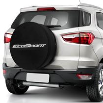 Capa De Estepe Aro 15 16 Basic Ford Ecosport Personalizada