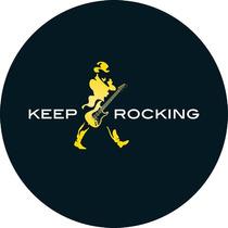 Capa Estepe Ecosport Crossfox Aircross Doblo Keep Rocking