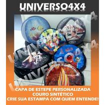 Capa Estepe Personalizada Ecosport, Novaeco, Crossfox, Spin