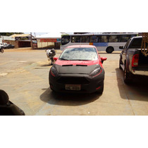 Capa Frontal Protetor Capô P/ Carro Viagem Ford New Fiesta