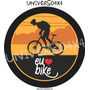 Capa Estepe Ecosport, Aircros, Crossfox, Ciclista, Bicicleta