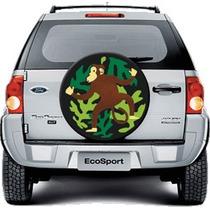 Capa De Estepe Macaco -ecosport/doblo/crossfox/ C/cabo Ecade