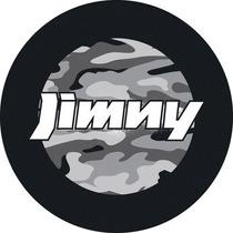 Capa De Estepe Para Jimny - Suzuki Jimny Pneu 205/70 R15
