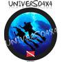 Capa Estepe Ecosport, Crossfox, Spin, Mergulho, Dive, M-0402