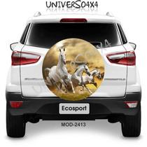 Capa Estepe Ecosport, Crossfox, Aircross, Cavalo, M-2413