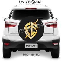 Capa Estepe Ecosport, Crossfox, Aircross, Escudo Fé, 1208142