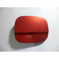 Portinhola Tanque Combustível Grand Siena Vermelho Branco