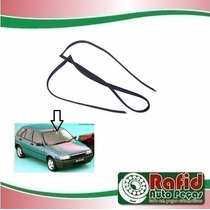 Borracha Guarnição Parabrisa Fiat Tipo Externa