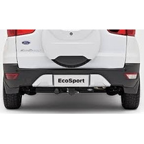 Aplique Moldura Parachoque Traseiro Ford Nova Ecosport