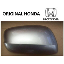 Capa Retrovisor New Fit Sem Pisca Pintada Original Honda