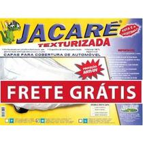 Capa Para Cobrir Carro Jacaré P - M - G Forrada Frete Grátis