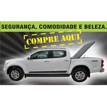 Capota De Fibra Para S10 Ls Lt Ltz (todas) Melhor Do Brasil