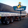 Lona P/ Caminhão Anti-chamas Vinil Tipo Emborrachada 7x4 M