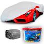 Capa Protetora Com Forro Cobrir Carro 100% Impermeavél - G G