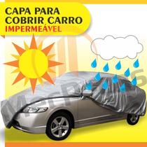 Capa Cobrir Carro Celta Fox Gol Corsa Fiesta Palio Uno Ka