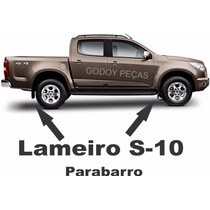 Kit Parabarro Lameira Pickup S-10 2013