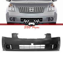 Parachoque Dianteiro Nissan Sentra 2007 2008 2009 2010 S Fur