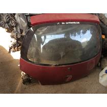 Tampa Trazeira Ford Ká 2000 Com Vidro