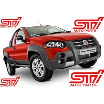 Para-choque Dianteiro Fiat Strada Adventure - Novo Original